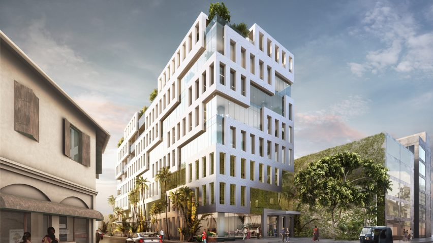 Top five architecture and design jobs this week include positions with MVRDV and Lee Broom