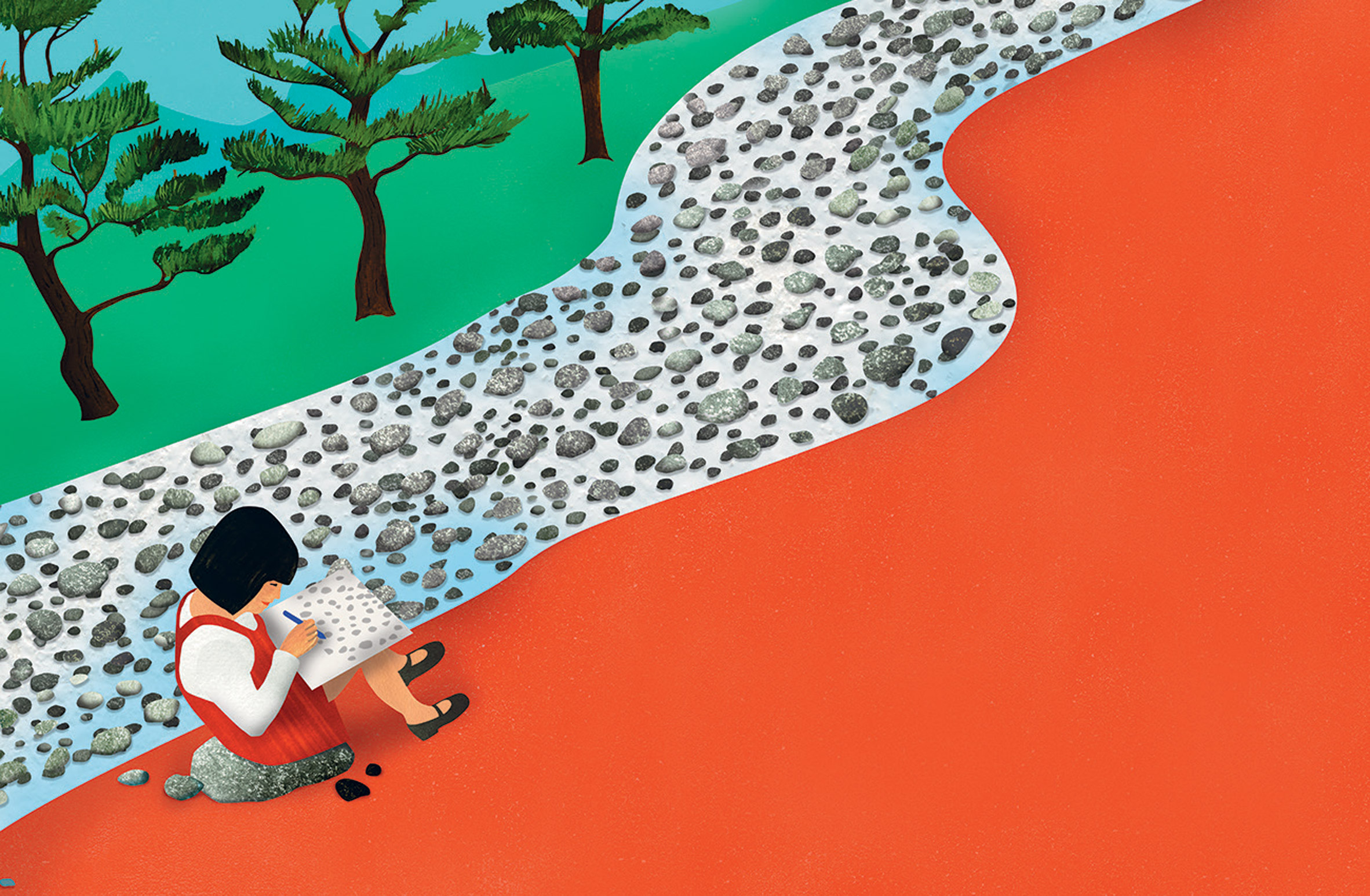 Yayoi Kusama's life and career illustrated for new children's book