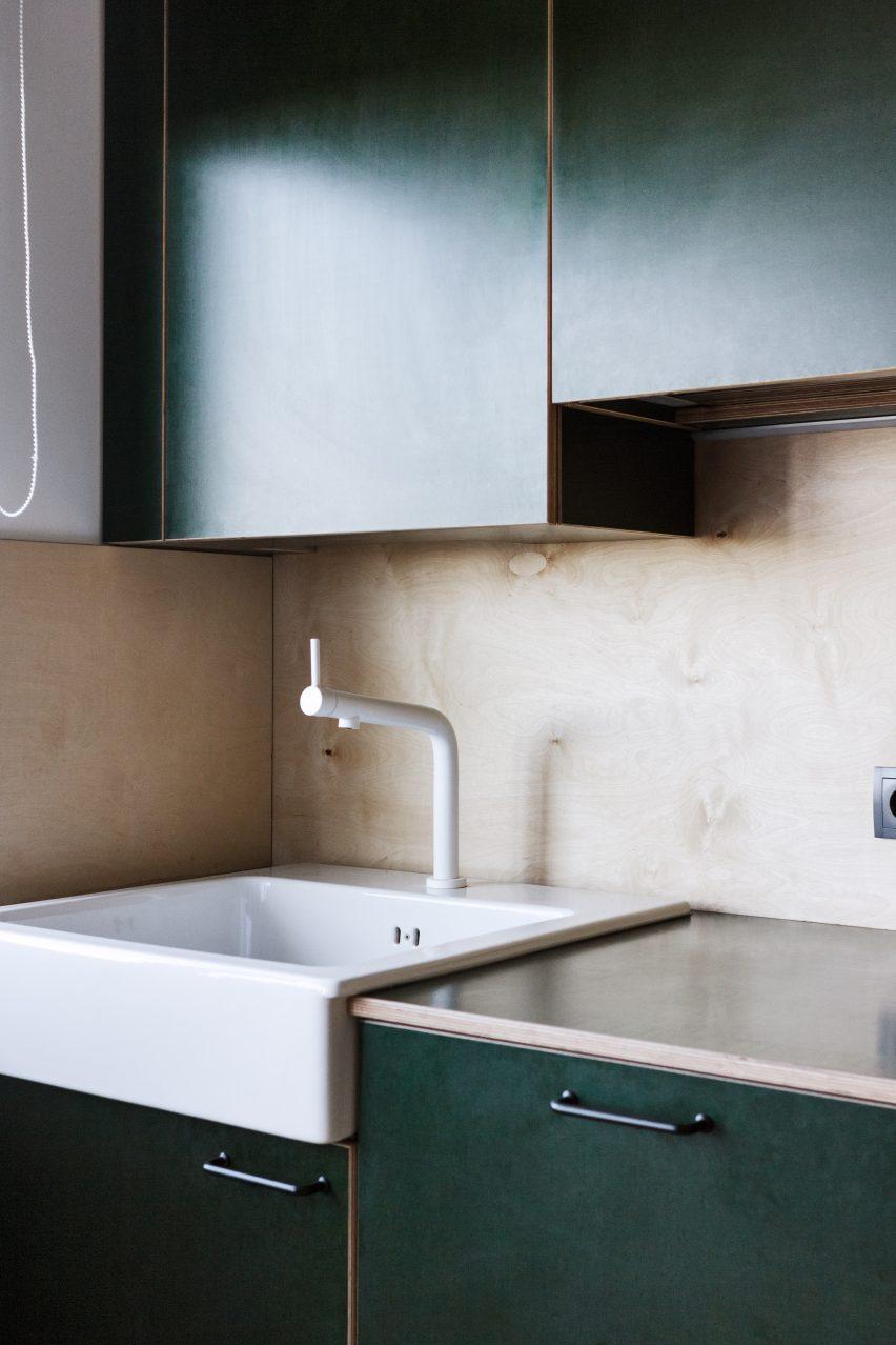 149 apartment by Roman Shpelyk