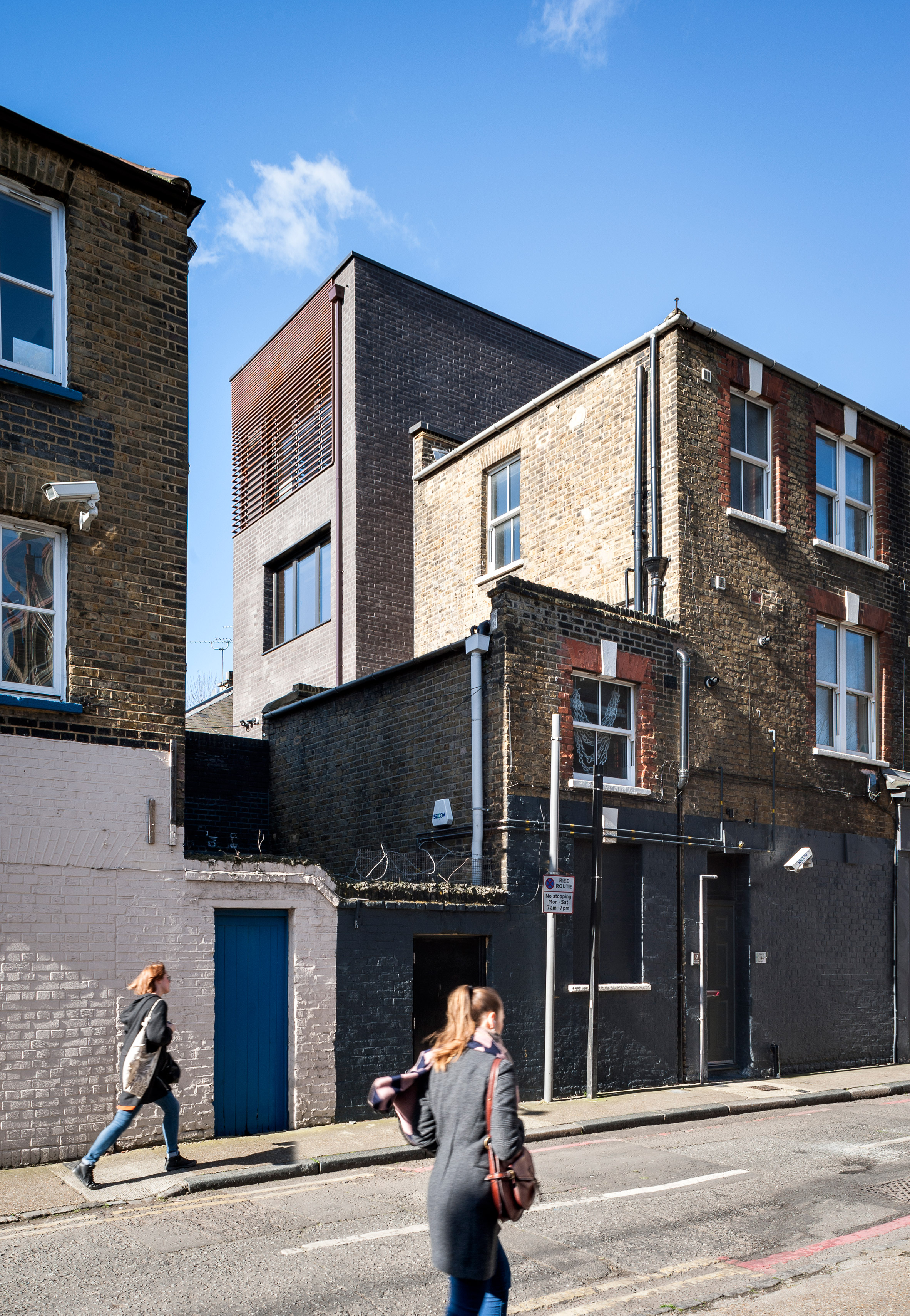 DSDHA completes a workshop building for jeweller Alex Monroe