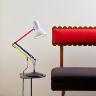 Competition: win an Anglepoise + Paul Smith desk lamp