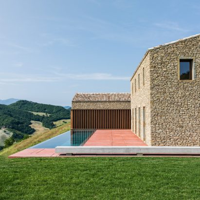 house design and architecture in italy dezeenap house by gga architects