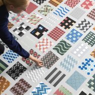 Baux and Form Us With Love create pattern library of downloadable acoustic panel and tile designs
