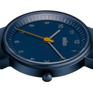 Braun and Dezeen watch collaboration