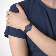Competition: win a Braun and Dezeen limited-edition BN0031 watch