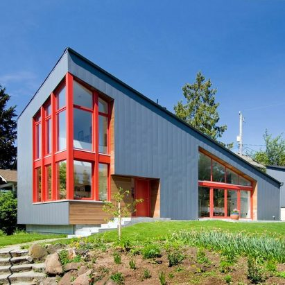 The Burke Gilman House by Stettler Design + Paul Michael Davis Design