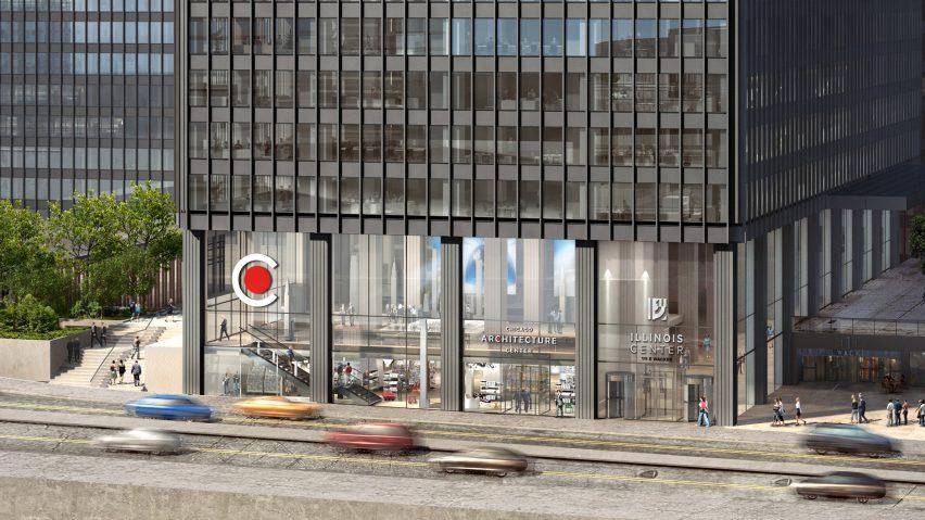 Chicago Architecture Centre by Adrian Smith + Gordon Gill Architecture