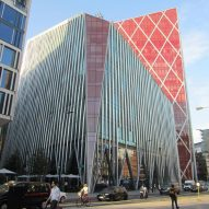 """Crass"" London development wins Carbuncle Cup 2017 for worst UK building"