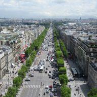 Champs Élysées, Paris