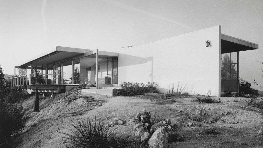 Chuey House by Richard Neutra