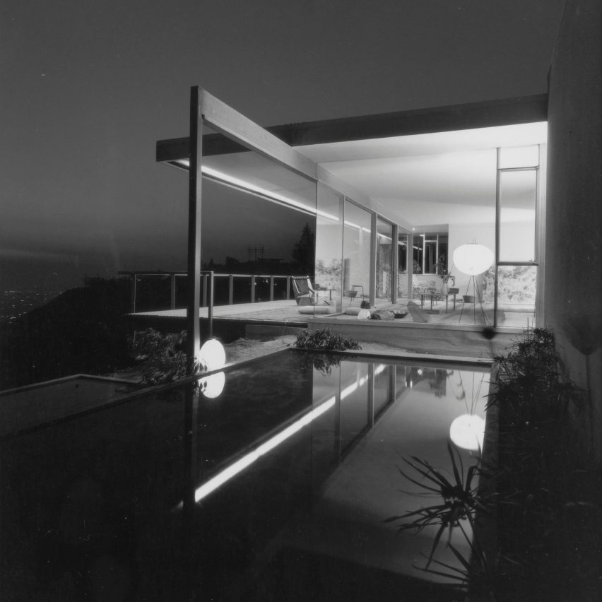 Chuey House by Richard Neutra