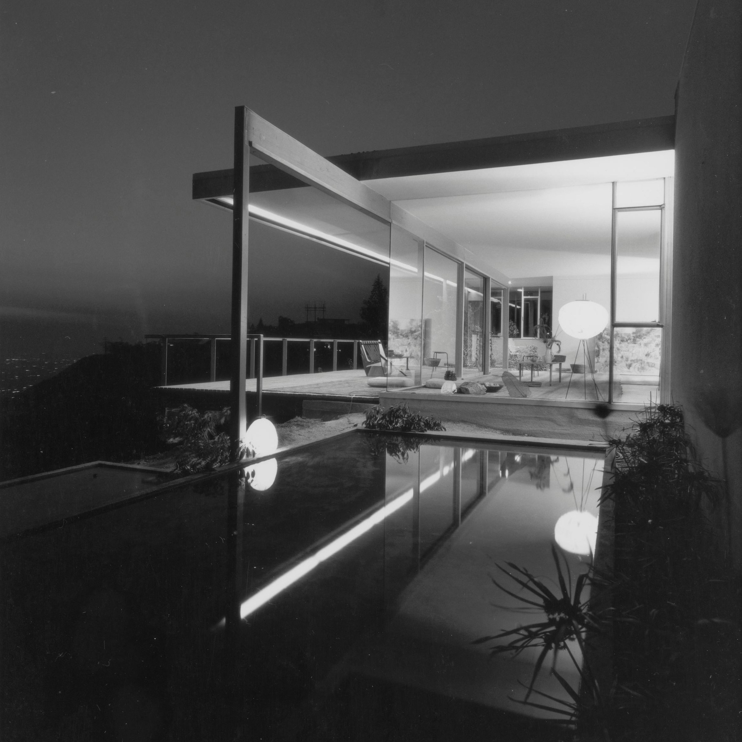 richard neutra s chuey house up for sale as a developable lot