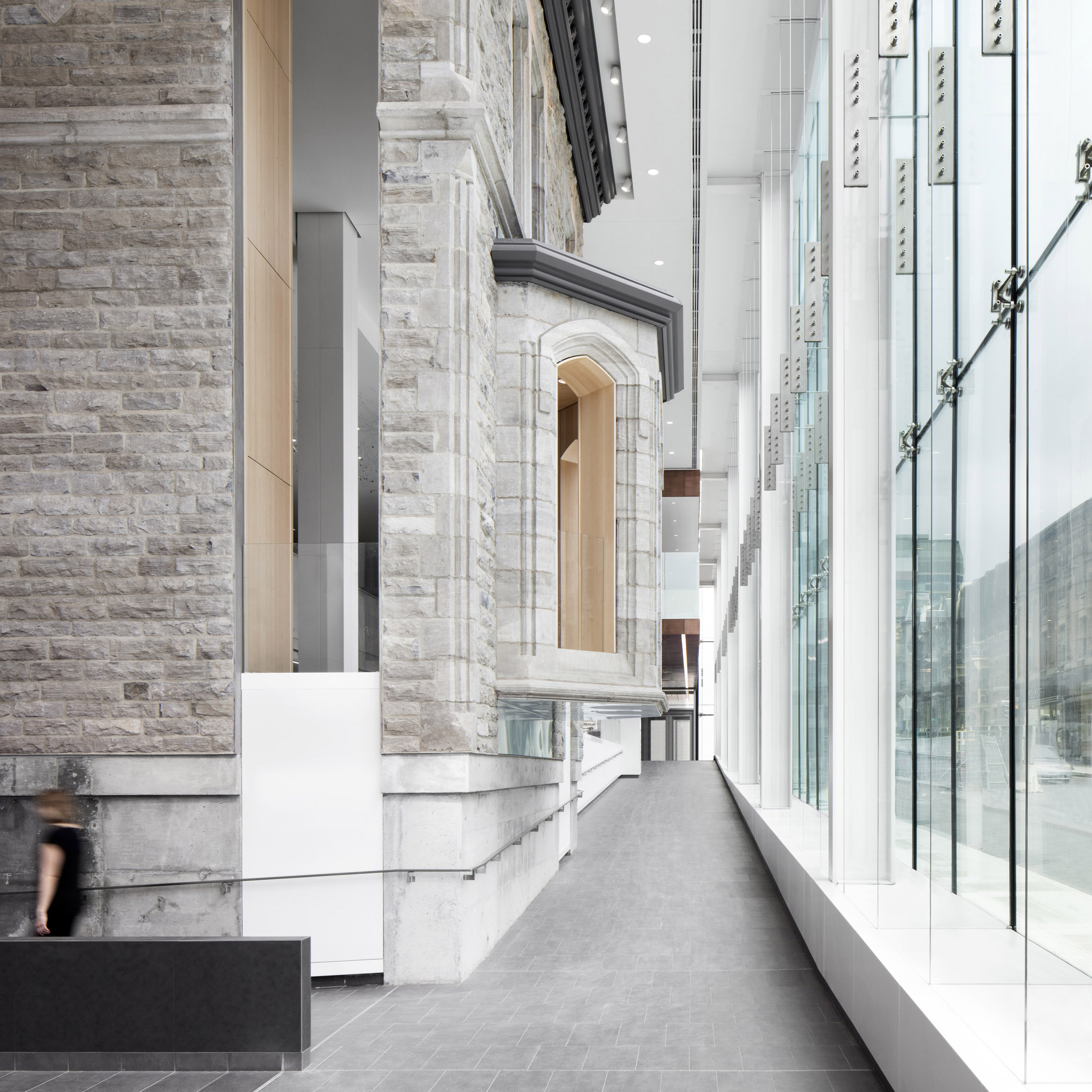 Cannon Design And NEUF Architectes Complete Massive Urban Hospital For Montreal