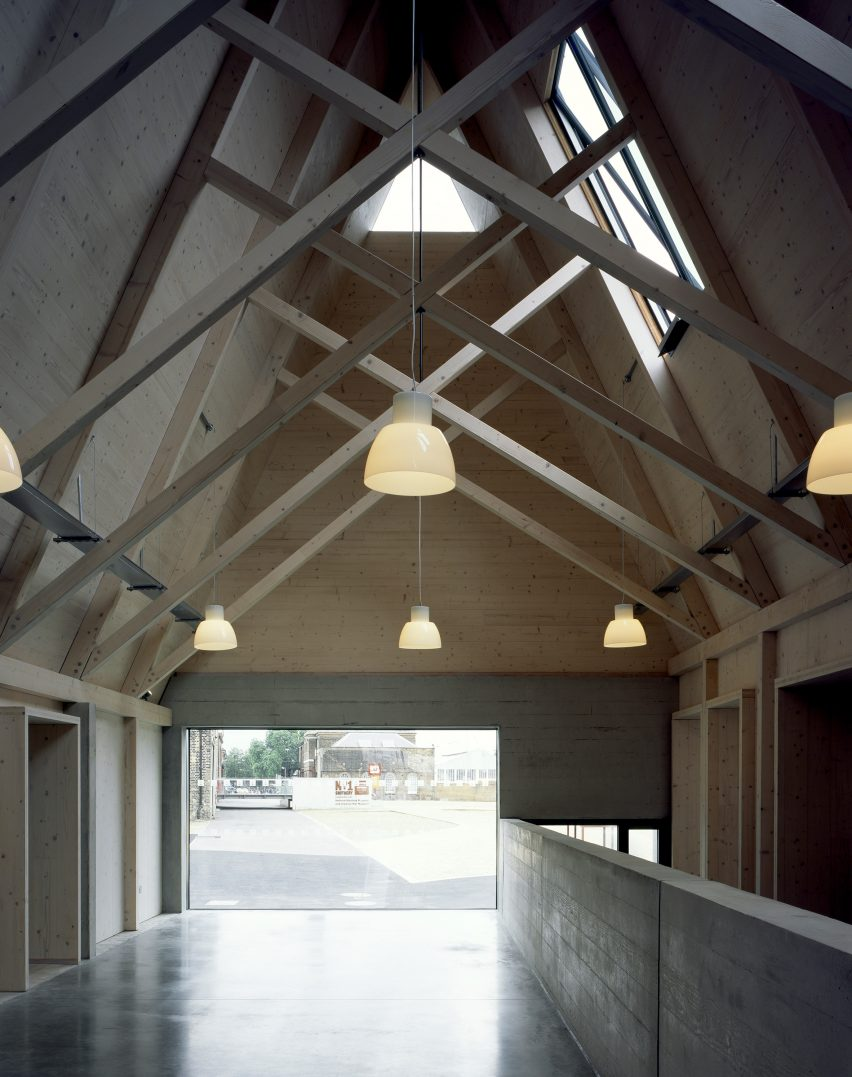 Architecture Design Ltd Chatham baynes and mitchell creates museum complex at chatham dockyard