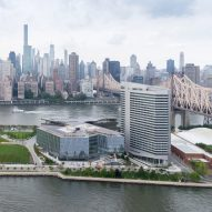 Cornell Tech campus opens on New York's Roosevelt Island
