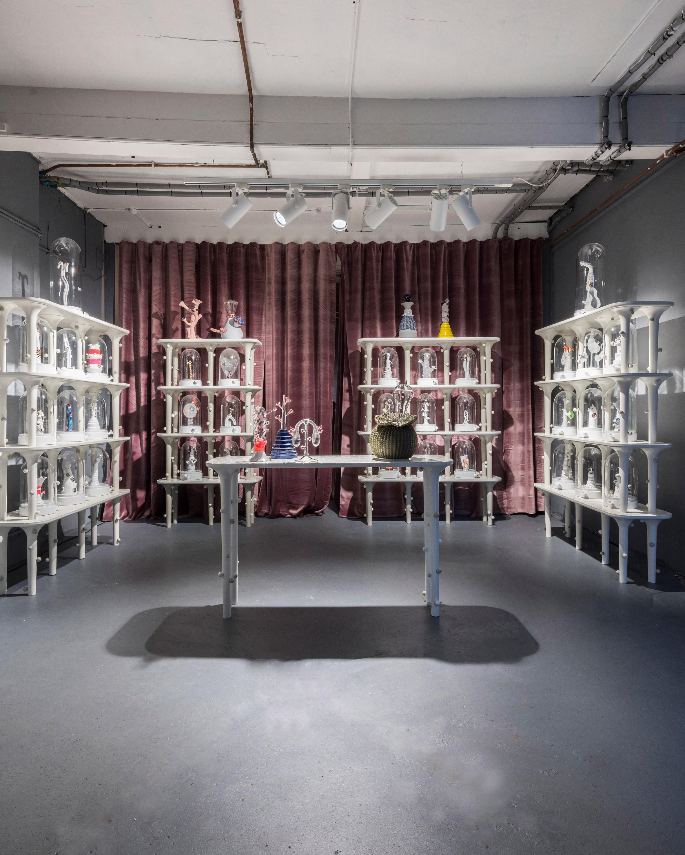 Matteo Cibic envisions plants of the future for London Design Festival exhibition