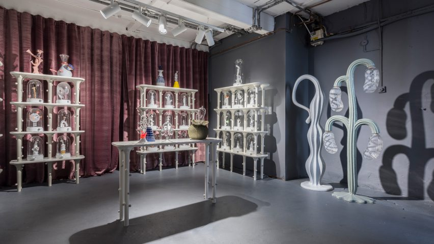 LDF: Dermapoliesis by Matteo Cibic at Seeds gallery