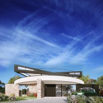 Devon Haus by David Ben-Grunberg