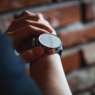 Smartwatch for the visually impaired displays information in braille