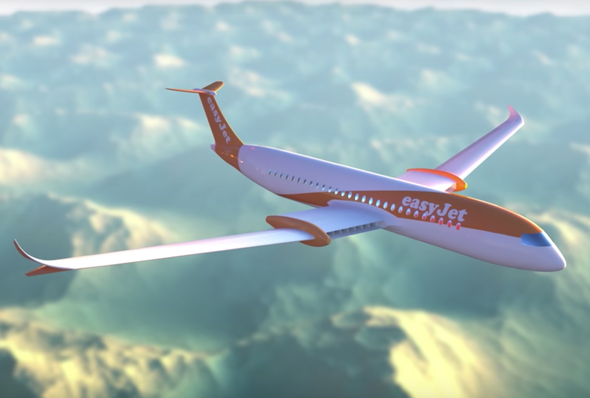 easyjet to fly battery powered planes within the next decade