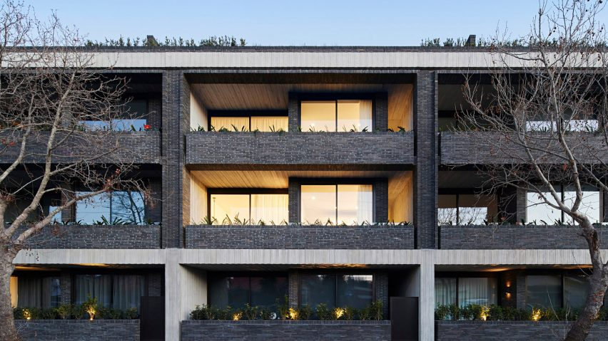 Charming Architecture Firm Woods Bagot Design Apartment Complex