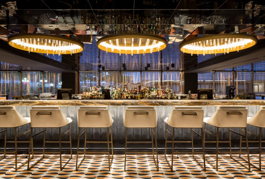 Fairmont The Queen Elizabeth Hotel by Sid Lee Architecture
