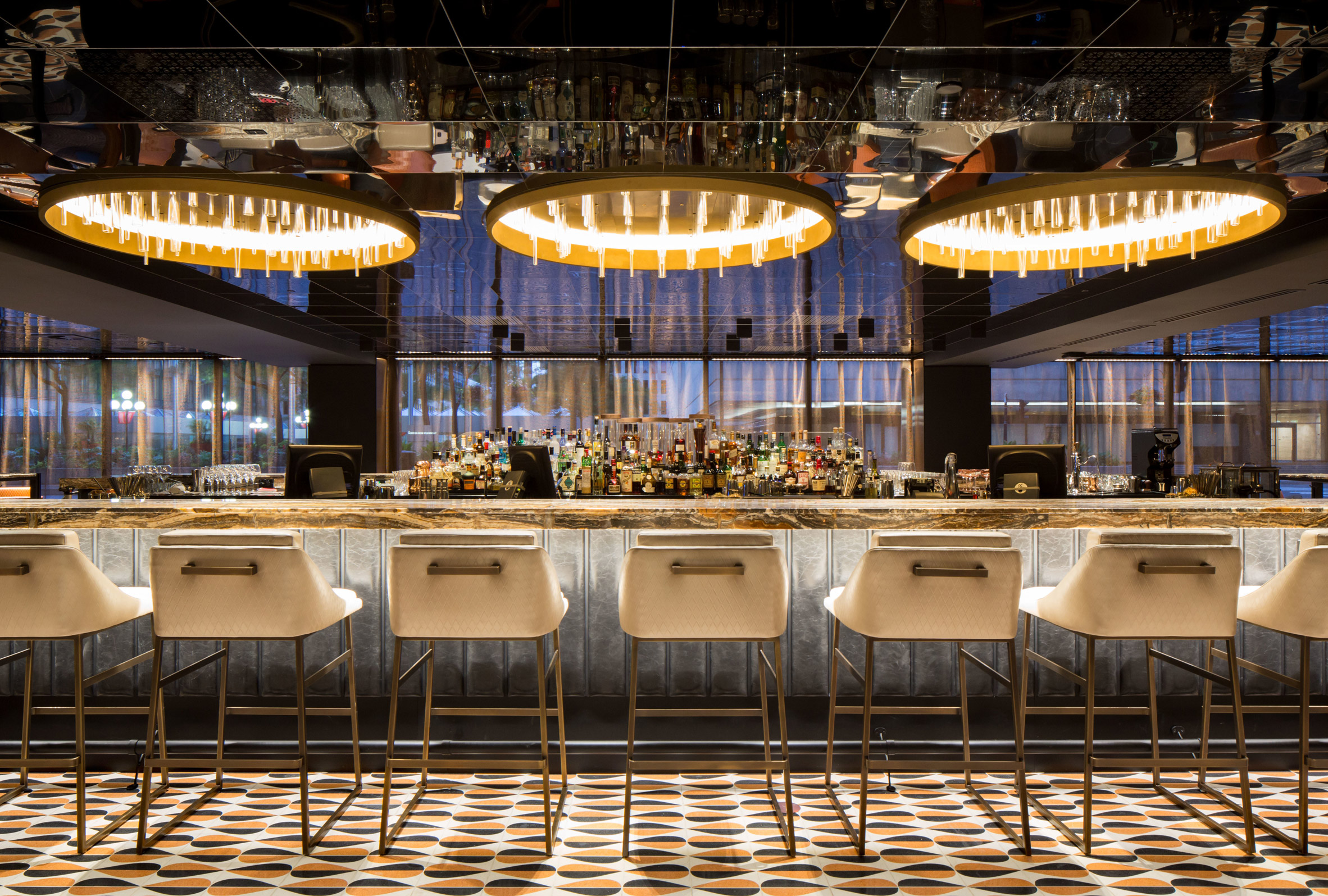 Sid Lee overhauls interiors of Montreal's iconic Fairmont Queen Elizabeth Hotel