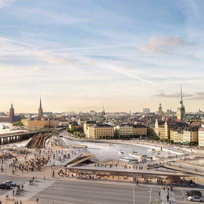 Malarterrassen by Foster + Partners, Stockholm