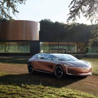 Five of the most innovative self-driving and electric car designs revealed at Frankfurt Motor Show