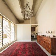 House in Lapa by Bak Gordon Architects in Brazil