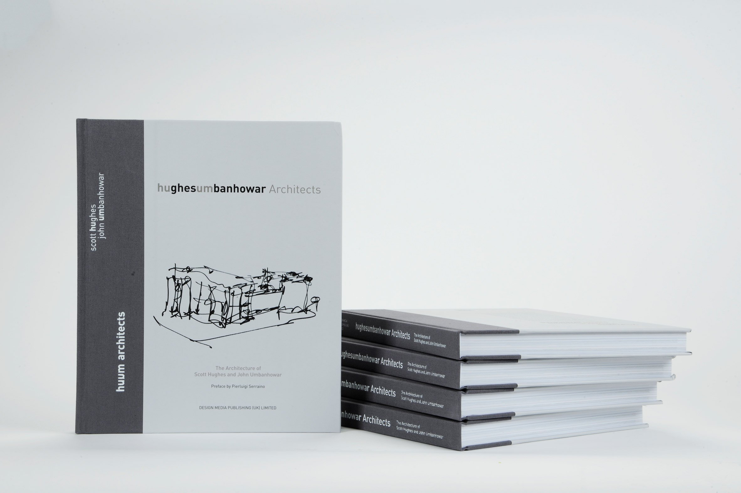Competition: win a book full of architecture projects by HUUM