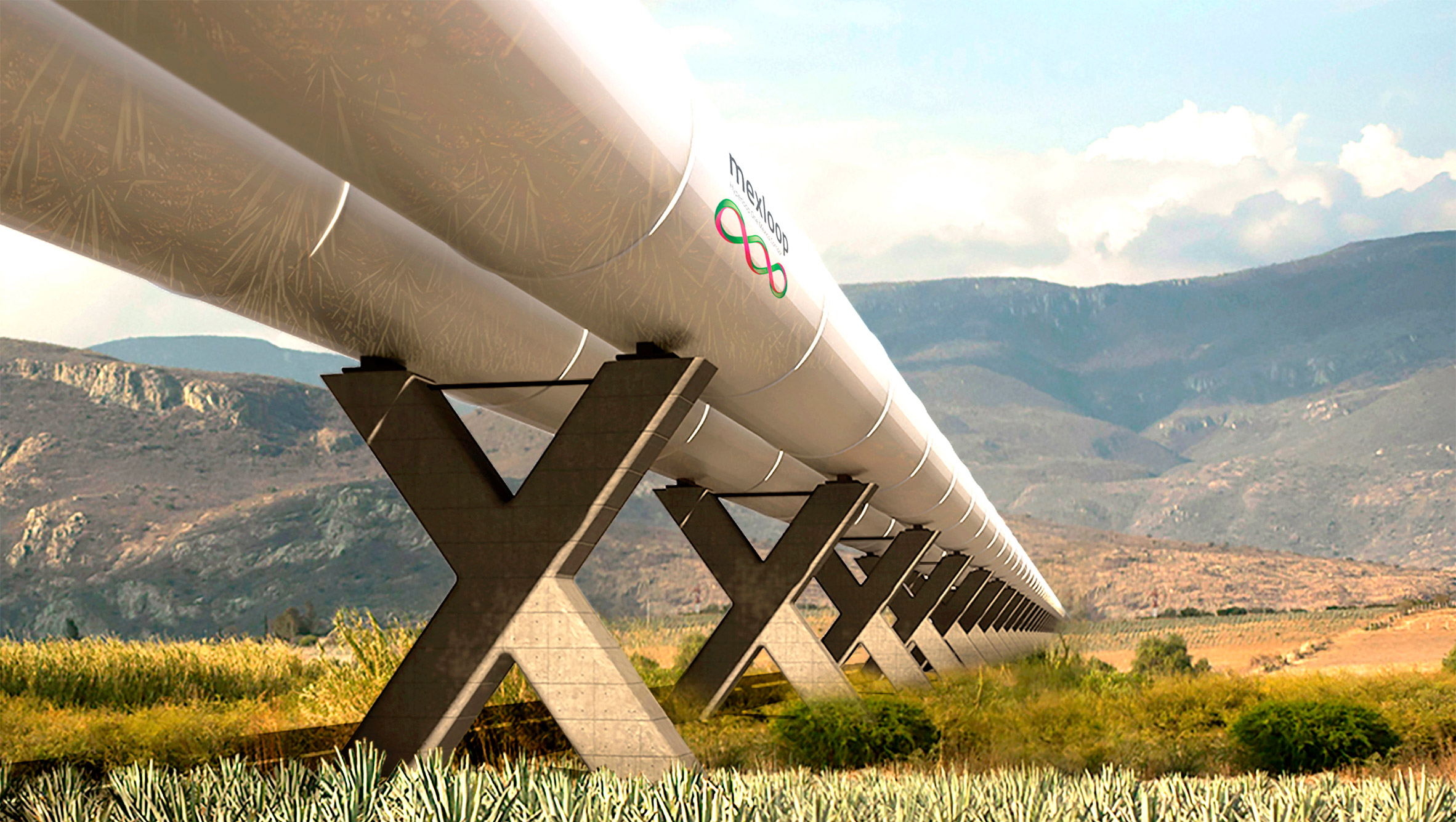 "FR-EE plans Hyperloop corridor to create Mexican ""megalopolis"""