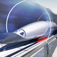 "PriestmanGoode unveils Hyperloop passenger cabins that are ""more spaceship than train"""