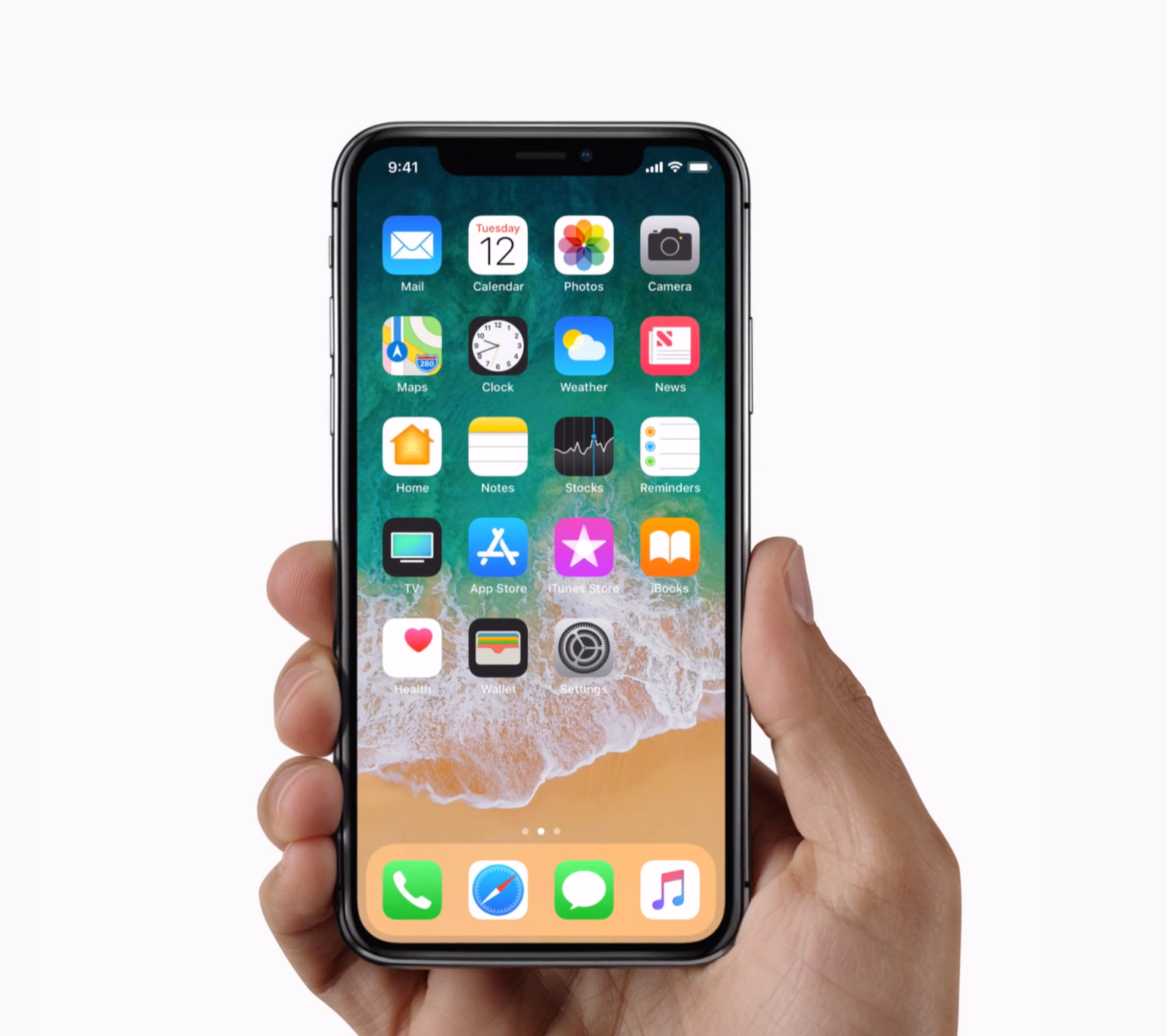 Apple announces iPhone X with Face ID technology