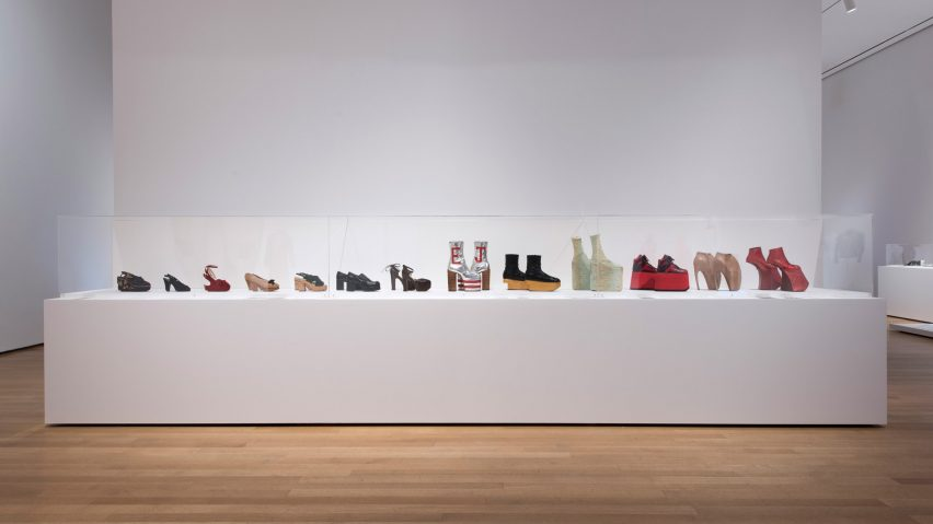 Items: Is Fashion Modern? exhibition at MoMA