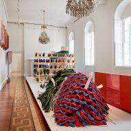 19 designers reinterpret one of Kvadrat's most popular fabrics