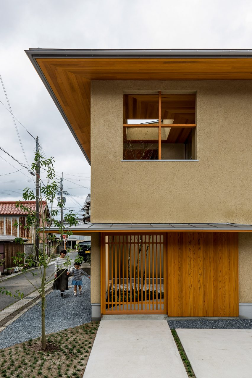 Kyomachi House By Hearth Architects