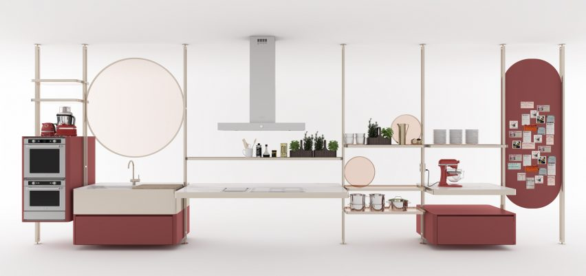 Eight Architects And Designers Imagine The Kitchens Of The Future Mesmerizing Designers Kitchens