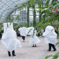 SO-IL and Ana Prvački create air-filtering costumes for Chicago Biennial musical performance