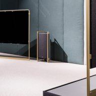 Loewe Bild X television concept by Bodo Sperlein