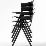 Benjamin Hubert's Axyl chair at London Design Festival 2017