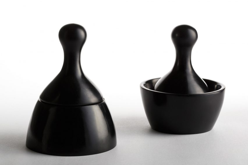 Mortar and Pestle by David Del Valle