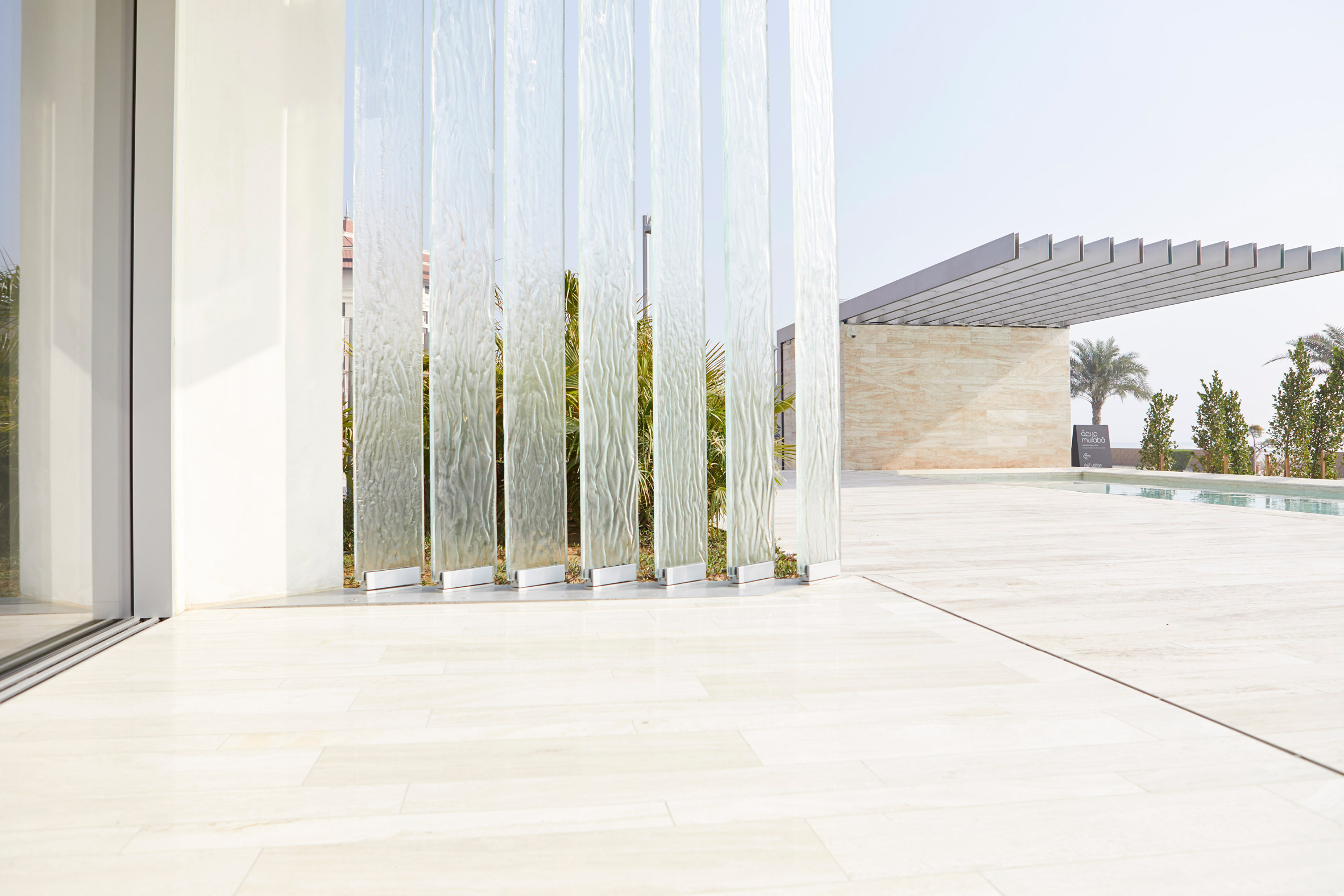 """RCR Arquitectes completes """"serene and restrained"""" Dubai apartment building with sea views"""