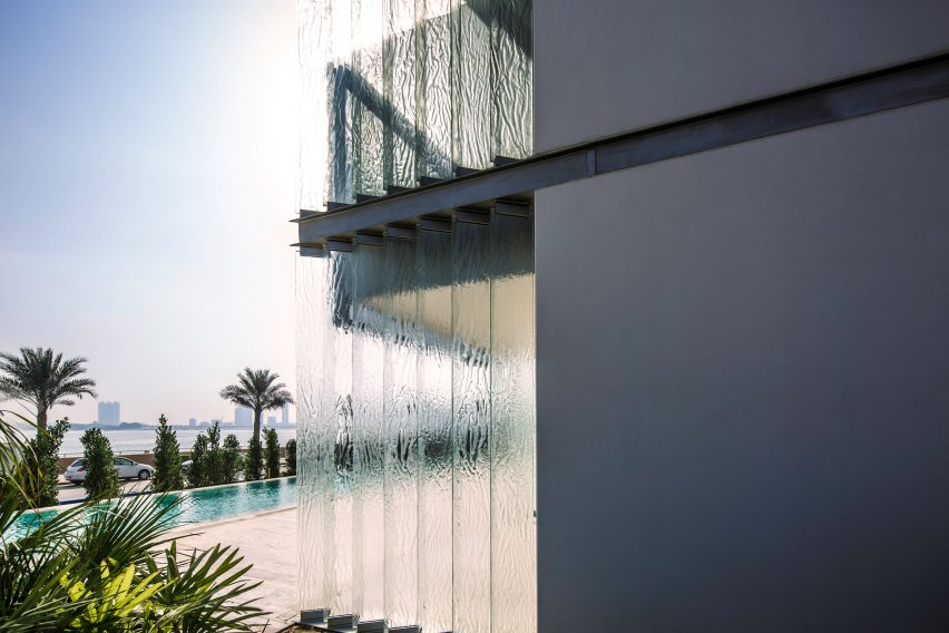 Muraba residences by RCR Architects in Dubai.