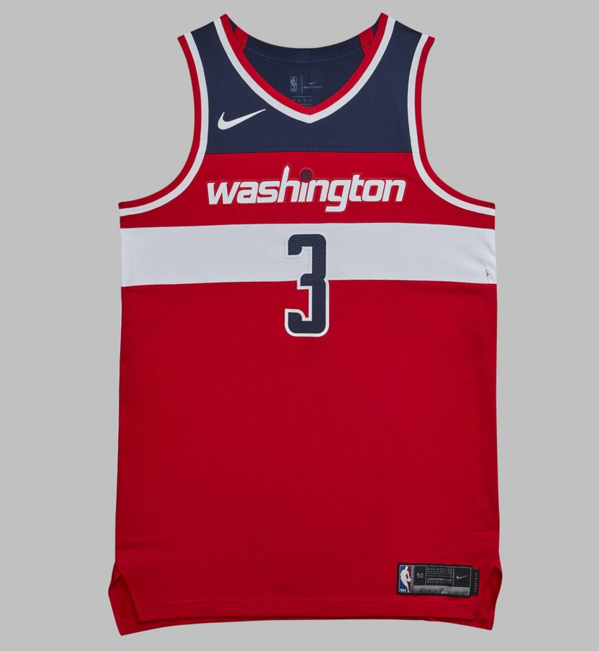 premium selection a7075 620ad Nike's connected NBA jerseys update fans with news about ...