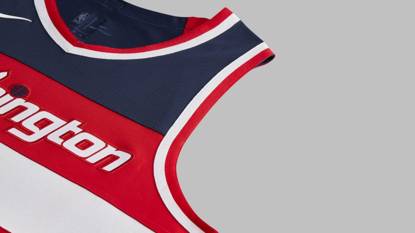 ba7e13344 Nike s connected NBA jerseys update fans with news about their favourite  teams