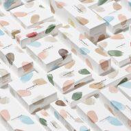 Nendo creates minimal, painterly branding for cosmetics brand Naturaglacé
