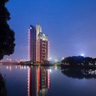 Ningbo Gateway by RSHP
