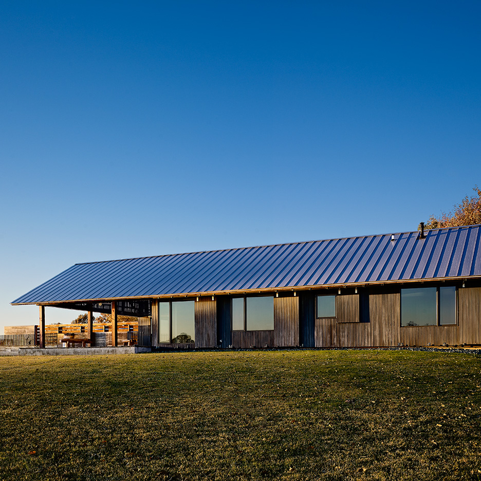 Five of the best houses in Tennessee on Dezeen