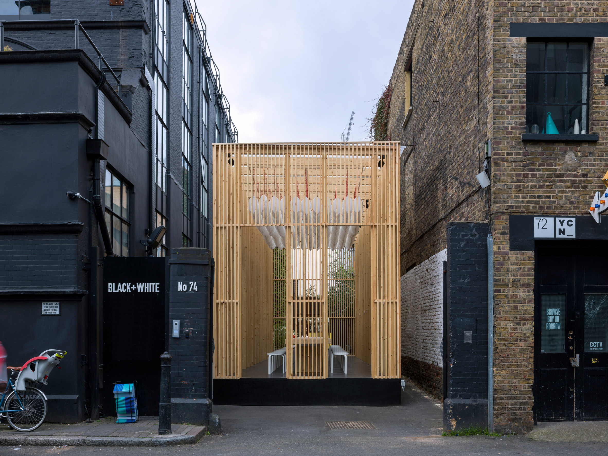 Universal Design Studio builds daydreaming hub for Shoreditch workers